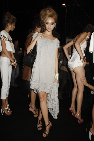 Dsquared² Spring 2008 - Backstage