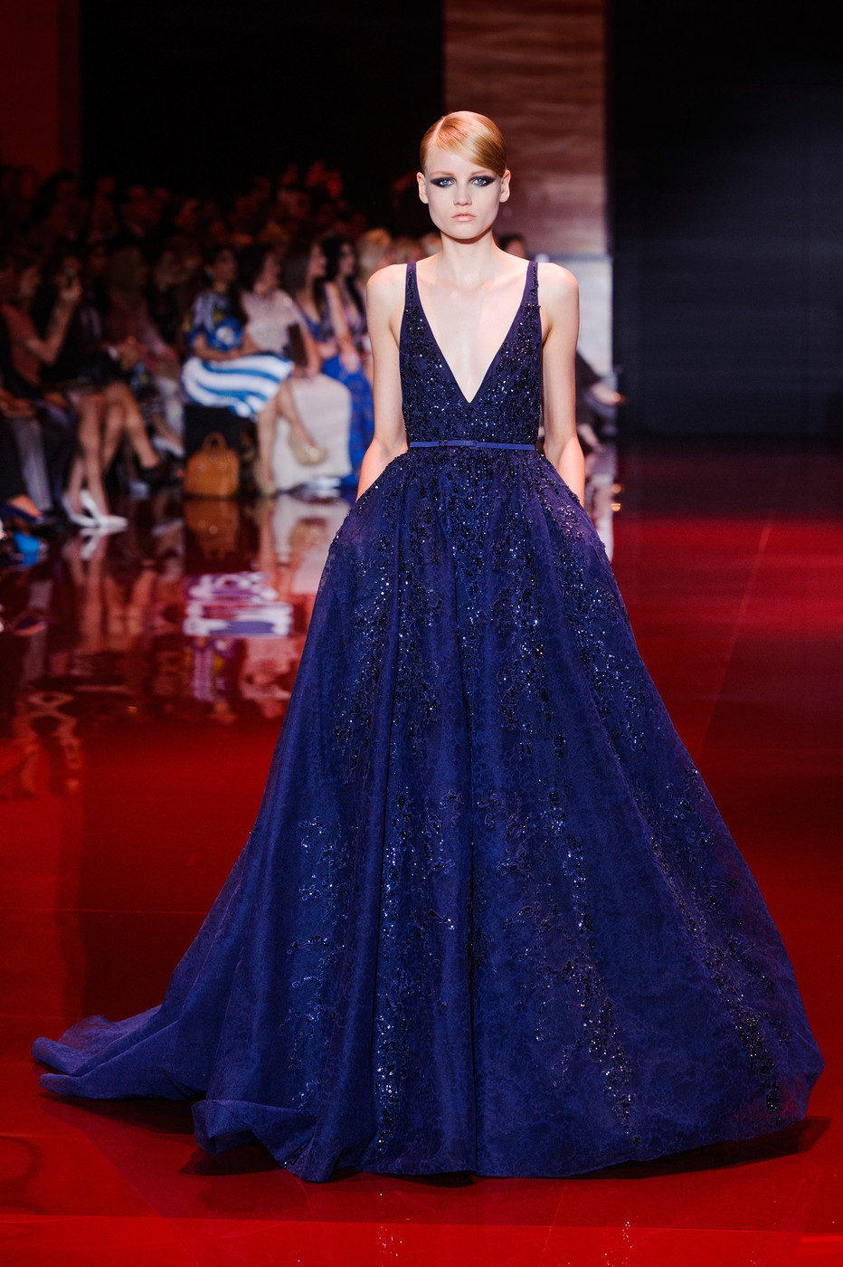 Elie saab haute couture fall 2013 the most gorgeous for American haute couture designers