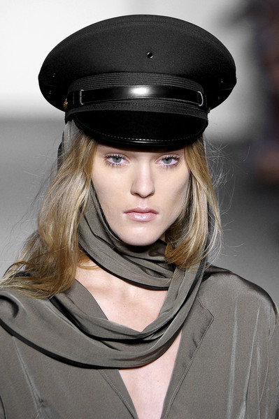 Elise Øverland at New York Spring 2011 (Details)