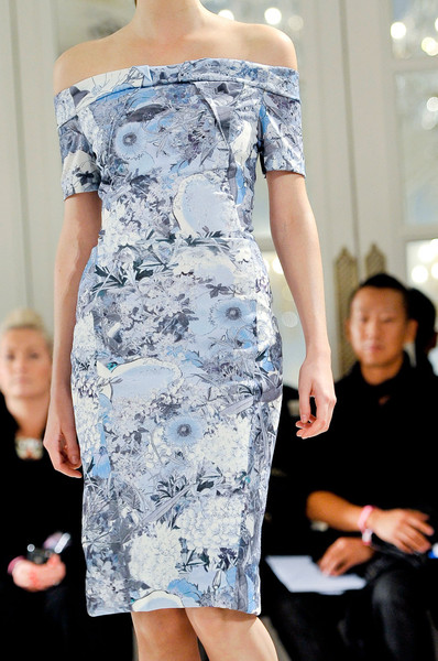 Erdem at London Spring 2012 (Details)