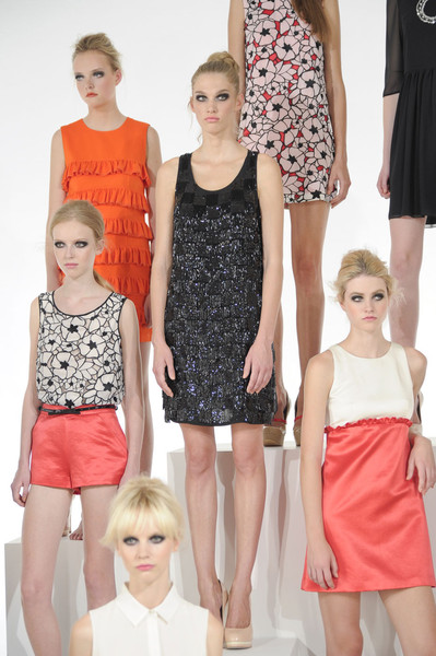 Erin By Erin Fetherston at New York Spring 2012