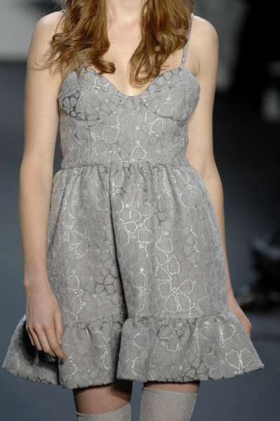 Erin Fetherston at New York Fall 2007 (Details)