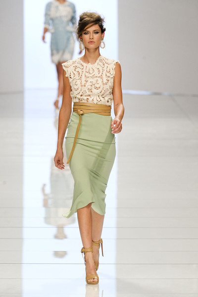 Ermanno Scervino at Milan Spring 2012