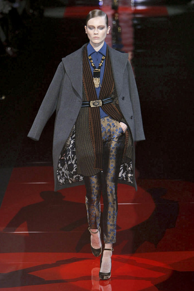 Etro at Milan Fall 2010