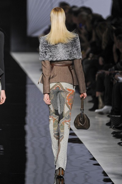 Etro at Milan Fall 2012