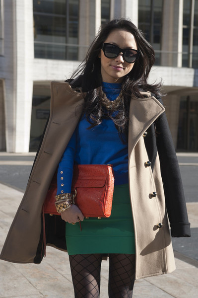 New York Fashion Week Fall 2012 Attendees