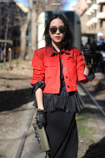 Milan Fashion Week Fall 2012 Attendees