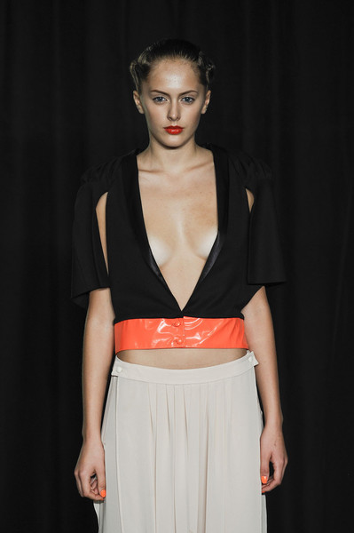 Fatima Lopes at Paris Spring 2012