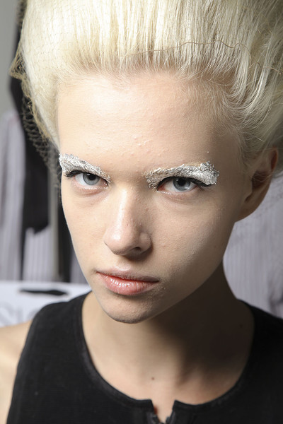 Fendi Spring 2012 - Backstage