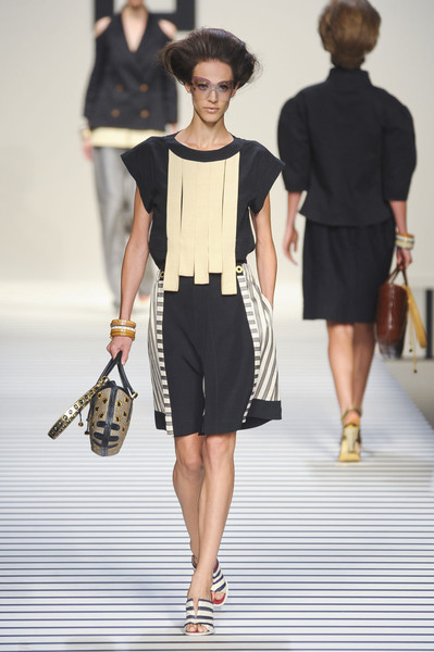 Fendi at Milan Spring 2012