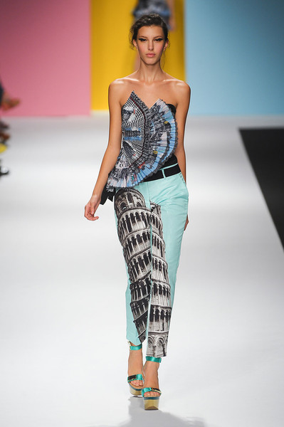 Frankie Morello at Milan Spring 2012