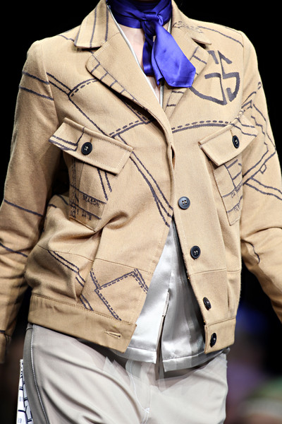 G-Star Raw Fall 2010 - Details