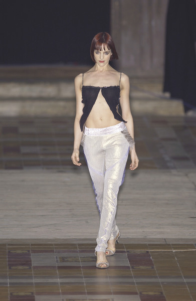 Gaspard Yurkievich at Paris Spring 2004