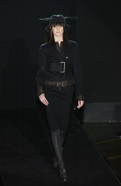 Gianfranco Ferré Fall 2003