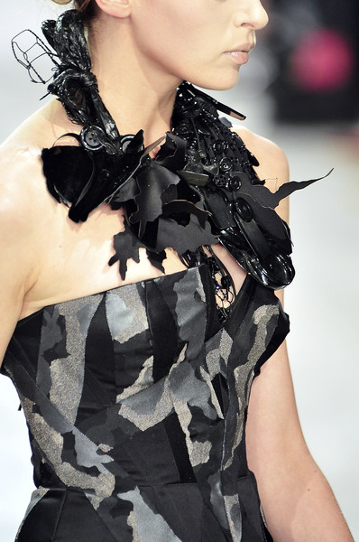 Giles at London Spring 2009 (Details)