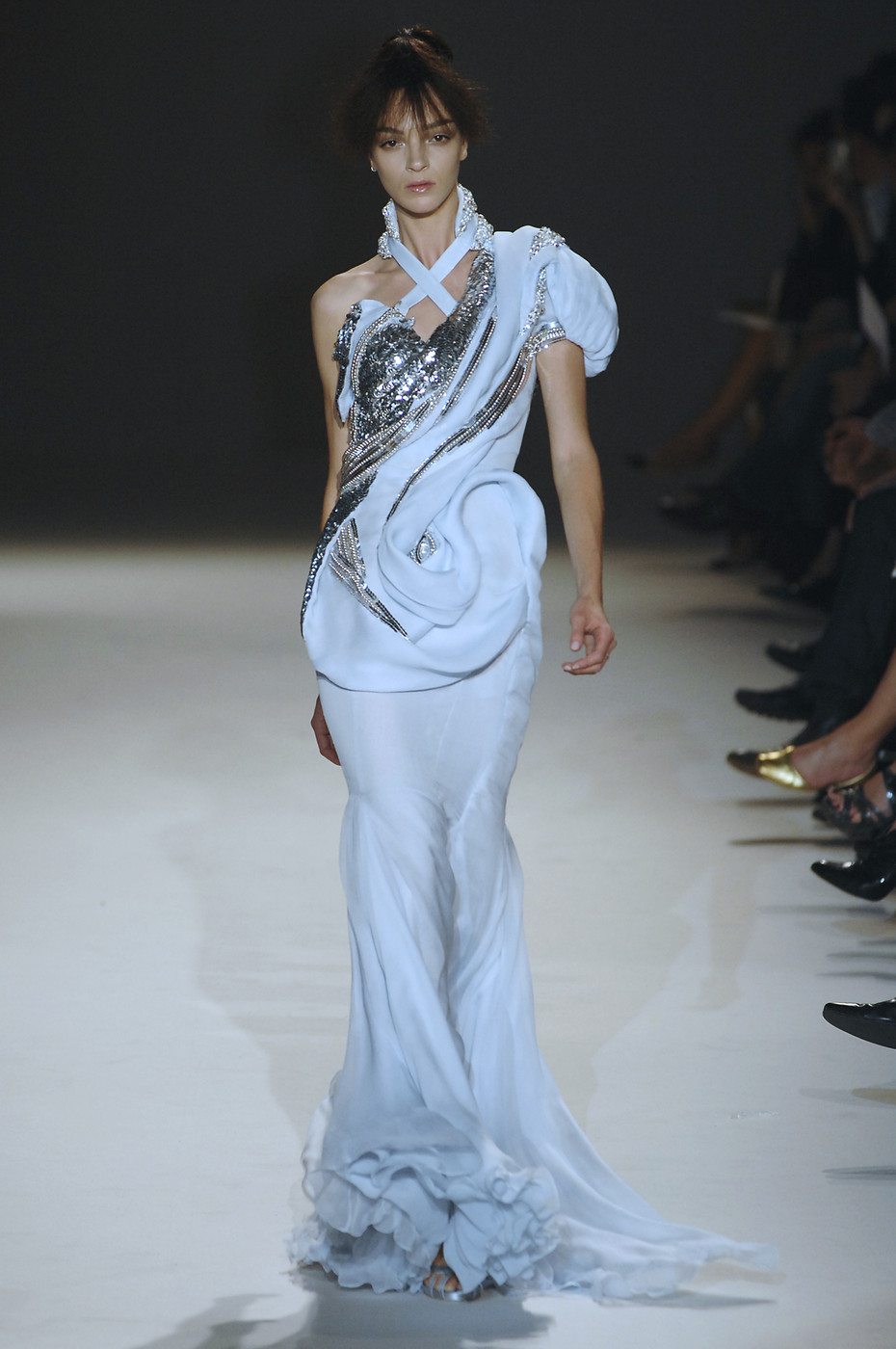 Givenchy haute couture by Riccardo Tisci
