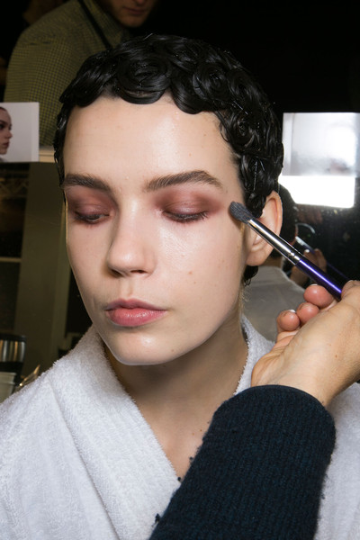 Givenchy Fall 2013 - Backstage