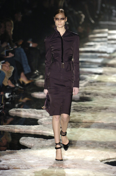 Gucci at Milan Fall 2004
