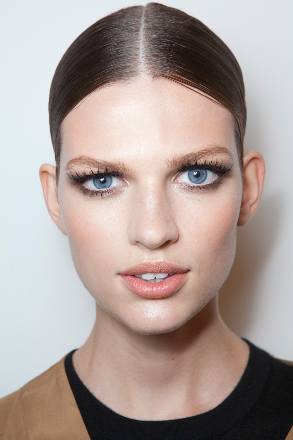 Backstage Beauty At Gucci Spring 2013 Beauty Inspiration