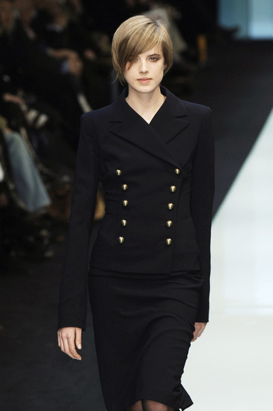 Guy Laroche at Paris Fall 2005