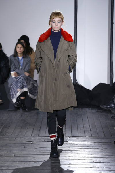 Hache at New York Fall 2014