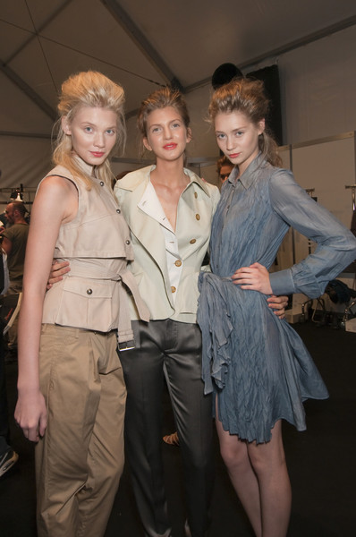 Haute Spring 2011 - Backstage