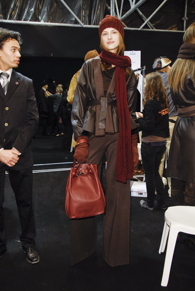 Hermès Fall 2008 - Backstage