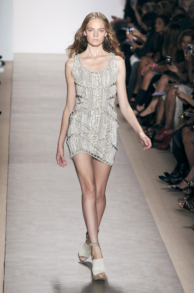 Hervé Léger by Max Azria at New York Spring 2010