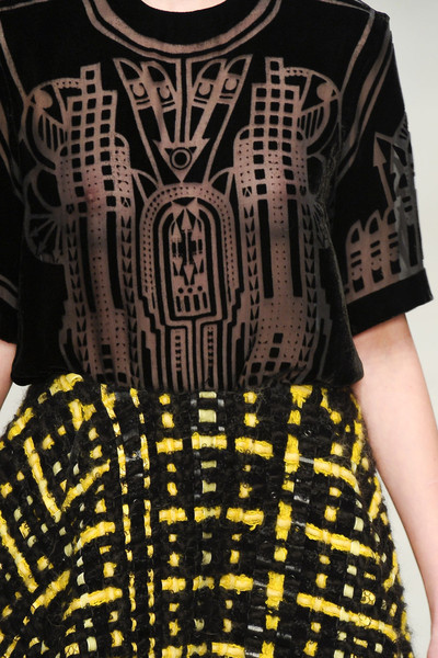 Holly Fulton Fall 2011 - Details