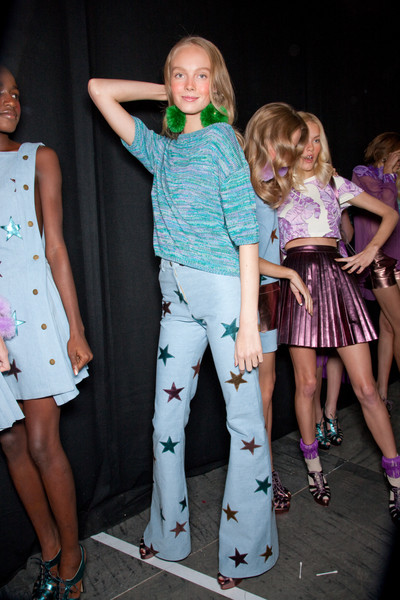 House of Holland Spring 2011 - Backstage