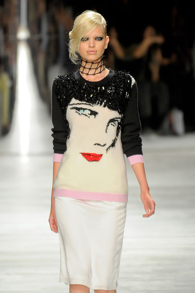 Iceberg at Milan Spring 2012