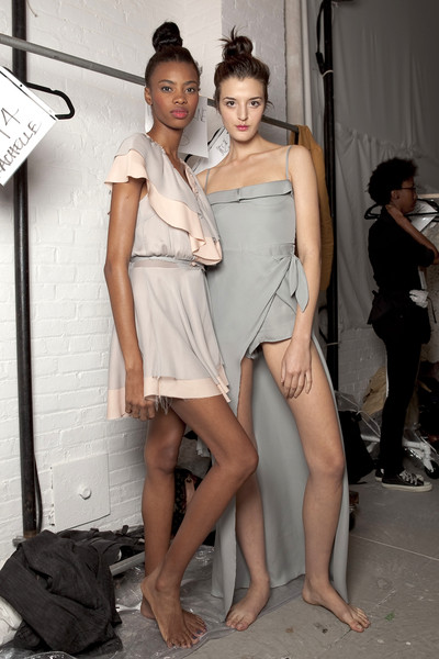 Imitation Spring 2011 - Backstage