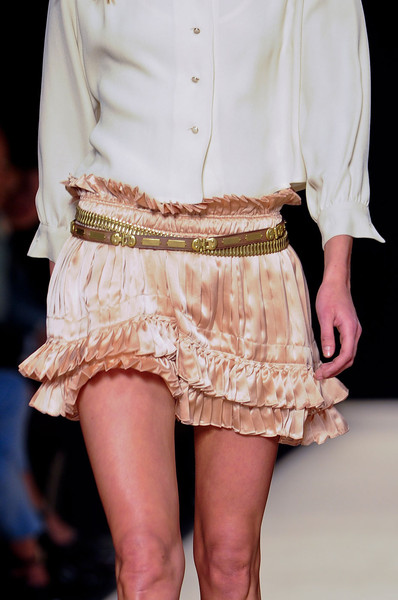 Isabel Marant at Paris Fall 2012 (Details)
