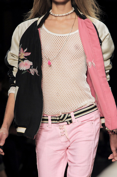 Isabel Marant at Paris Spring 2011 (Details)