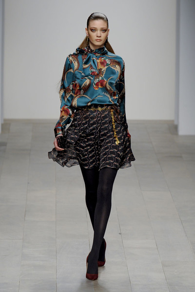 Issa at London Fall 2011