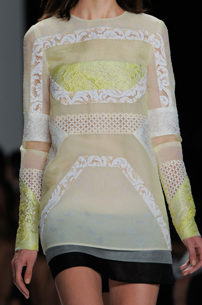 J. Mendel at New York Spring 2014 (Details)