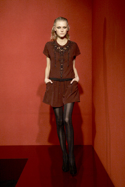 Jasmine Di Milo Press Office Fall 2010