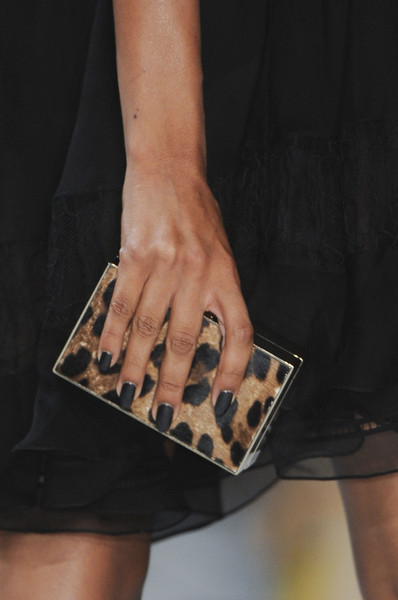 Best Spring 2013 Runway Nails - Jason Wu