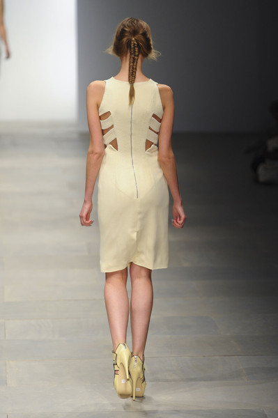 Jean Pierre Braganza at London Spring 2012