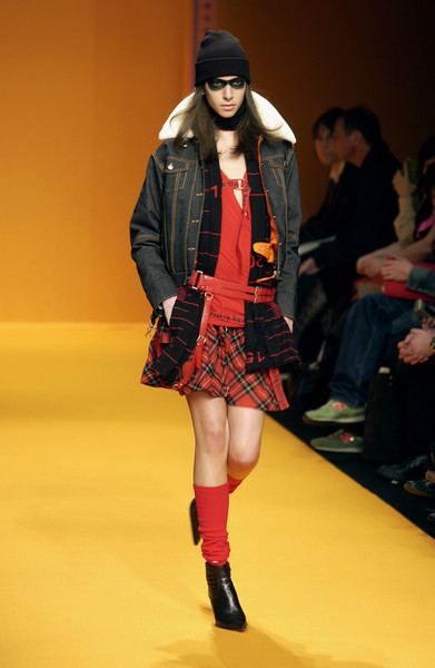 Jean-Charles de Castelbajac at Paris Fall 2003