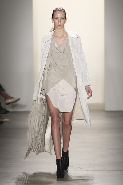 Jeremy Laing at New York Spring 2011