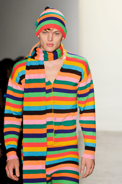 Jeremy Scott Fall 2012
