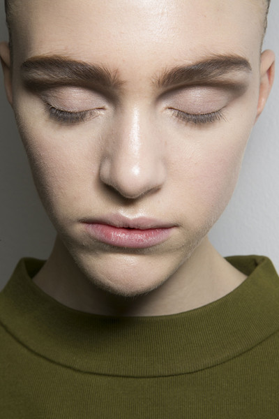 Jil Sander Fall 2013 - Backstage