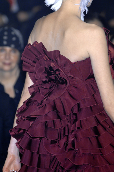 John Galliano Fall 2007 - Details