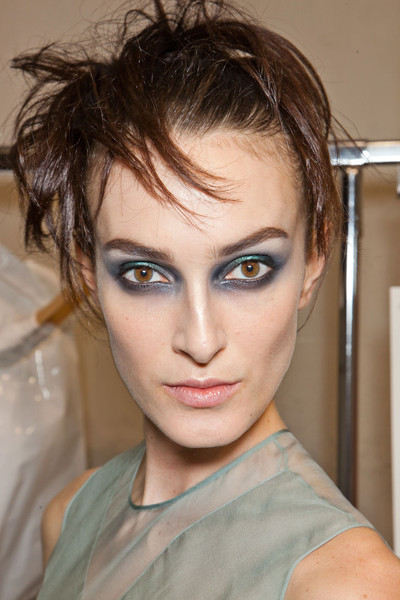 John Galliano Fall 2012 - Backstage