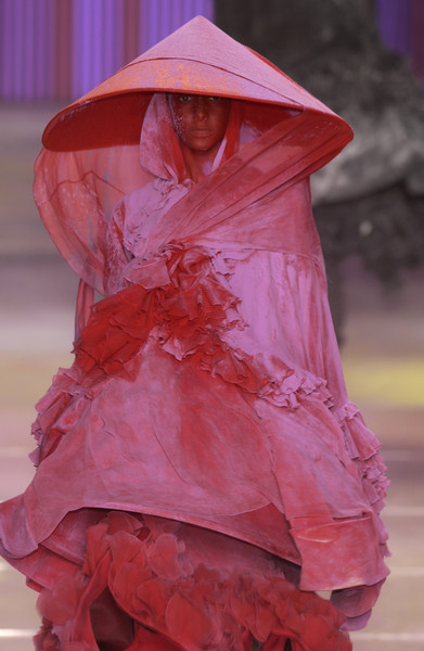John Galliano at Paris Spring 2003