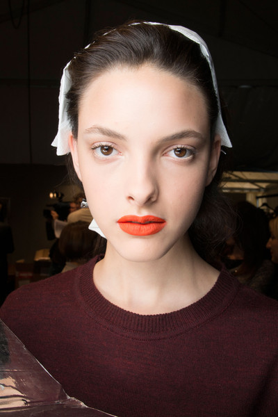 John Richmond Spring 2014 - Backstage