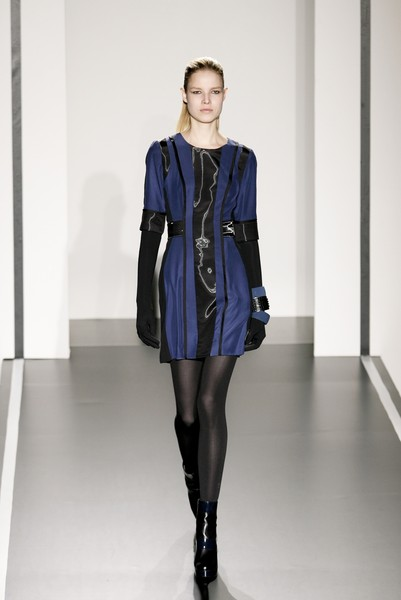 Jonathan Saunders at London Fall 2007