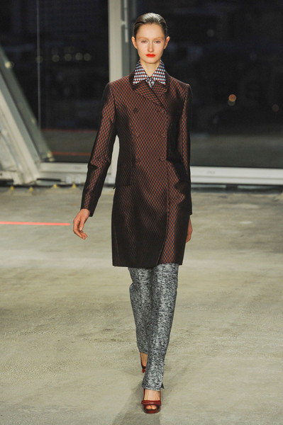 Jonathan Saunders at London Fall 2012