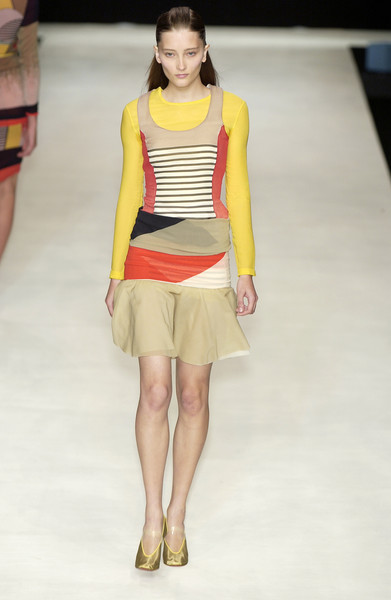 Jonathan Saunders at London Spring 2005
